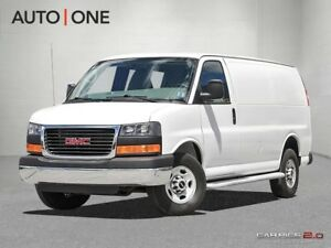 2015 GMC Savana 2500 1WT - POWER GROUP - LOW KMS