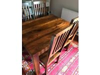Beautiful table for sale.