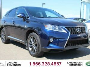 2014 Lexus RX 350 F Sport - Local One Owner Trade In | Heated/Co