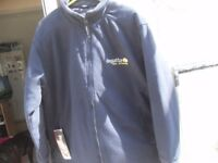 REGATTA PADDED FLEECE BRAND NEW SIZE MEDIUM COST £59 SUIT MEN OR WOMEN