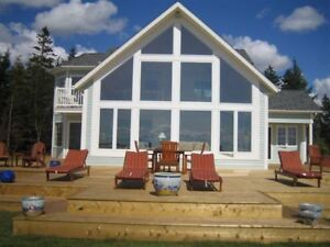 Waterfront rental Available from October - May