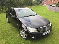 2010 Mercedes C220 CDI Blueefficiency 6 Speed manual
