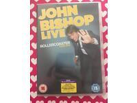 John Bishop DVD