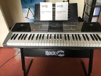 Rockjam rj661 multi-function keyboard