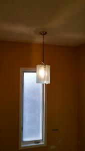 Luminaire suspendu - DOIT PARTIR