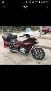 1985 Goldwing