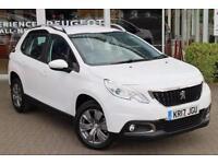 2017 Peugeot 2008 1.6 BlueHDi 100 Active 5 door Diesel Estate