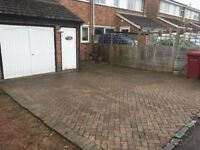 Free paving blocks, up to about 50 square metre