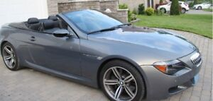 2007 BMW M6 Cabriolet V10 500HP 7speed SMG Fully loaded,carbon