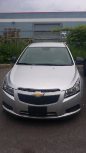 2012 Chevorlet Cruze low mileage 20000km