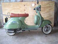 Abruzzi 50cc scooter