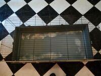 Rabbit guinea cage