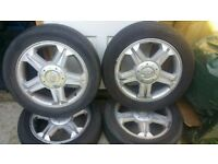 Hyundai Couple Gen 3 Alloys