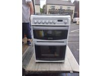 Cannon Gas Cooker (60cm (6 Month Warranty)