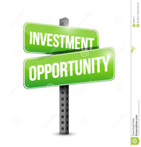 Investment Oportunity 4% Annualy Garanteed