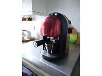 Morphy Richards Accents Red Espresso Machine