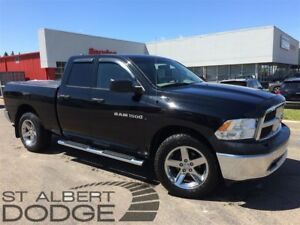 2012 Ram 1500 ST | 4X4 | 4.7L | BOX COVER | RUNNING BOARDS