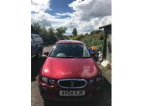 Rover 25 - Red