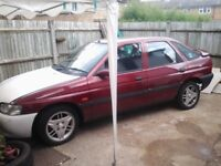 Ford escort parts or project