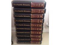 ENCYCLOPAEDIA BRITANNICA COLLECTION 15TH EDITION 2 SETS