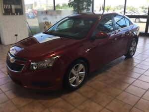 2014 Chevrolet Cruze DIESEL PIONEER SOUND SYSTEM! HEATED LEAT...