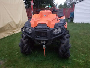 2016 Sportsman 850 highlifter Edition orange madness