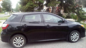 2010 Toyota Matrix CTX Hatchback