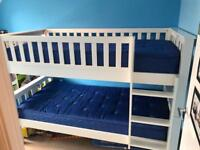 Solid Wood Bunk Beds Benson For Beds