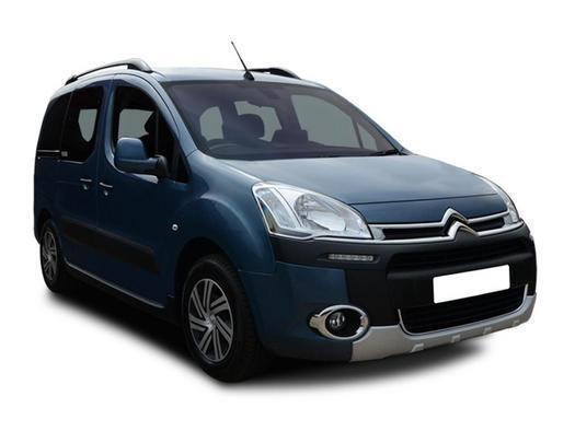 2017 Citroen Berlingo Multispace 1.6 BlueHDi 100 Feel 5 door Diesel People Carri