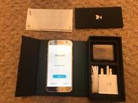 Galaxy S7 UNLOCKED Brand New just used a week hardly