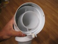 VAILLANT 90 DEGREE FLUE ELBOW BEND , NEW
