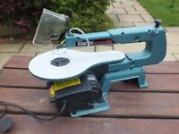 Clarke 16 inch Variable speed Scroll saw