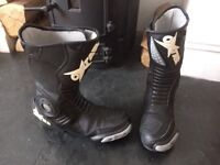 Oxtar motorcycle boots size45/11