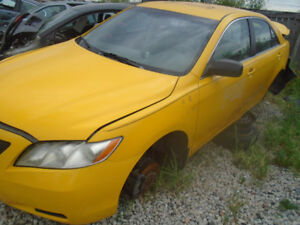2009 CAMRY FOR PARTS ONLY
