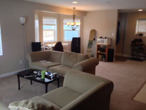 NEW 2 BDRM + LARGE DEN GROUND LEVEL SUITE IN COLLEGE HEIGHTS