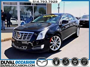 2014 Cadillac XTS Luxury + AWD + NAVIGATION