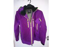 Ladies haglof ski jacket