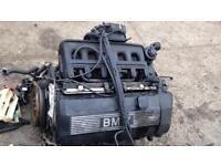 BMW M54B25 2.5L Engine complete E46 E39 spares repair 192bhp