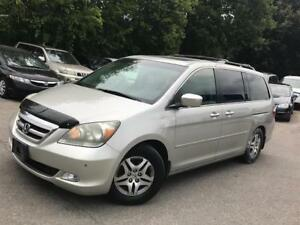 2005 Honda Odyssey Touring.DVD,NAVIGATION,LEATHER ,POWER ,CERTIF
