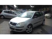 Volkswagen Polo 1.2 ( 55PS ) E 3 DOOR - 2005 55-REG - 9 MONTHS MOT