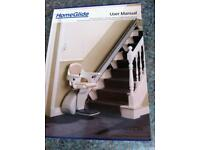 Tyssen Home glide Extra swivel chair stair lift