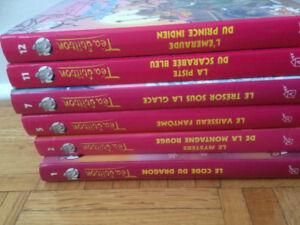 Plusieurs livres jeunesse en très bonne condition