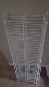 Closet Maid Shelve with hanging rod