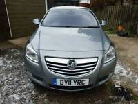 VAUXHALL INSIGNIA 2.0 CDTI ELITE AUTOMATIC FULLY LOADED QUICK SALE MAY PX SWAP PCO UBER