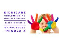 Kiddicare Childminding Service