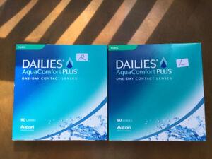Contact Lenses-Dailies