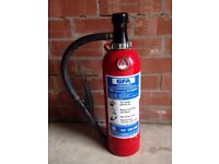 FIRE EXTINGUISHER - DRY POWDER MULTI PURPOSE (3KG) - NEVER USED