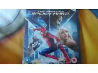 Blue ray spider man 2