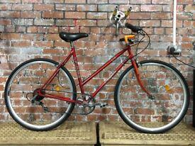 Falcon vintage ladies step-over 54cm 501 steel frame bicycle [PRELOVED] £