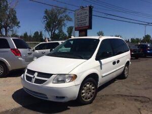 """Dodge Caravan C-V 113"""" WB 2007"""